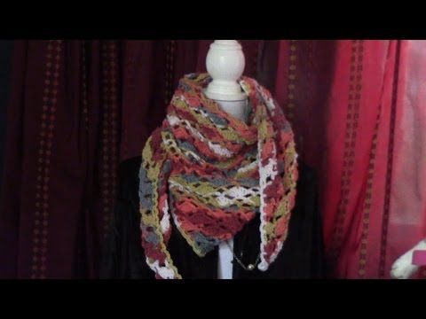 Haken Tutorial Granny Vest Youtube Shawl Shawl Crochet