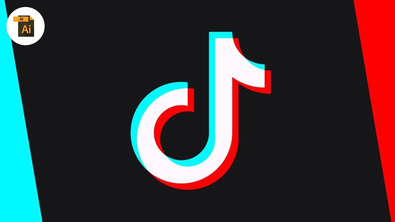 Illustrator Blend Modes Are Awesome Tik Tok Logo Logo Design Tutorial Illustration Logos