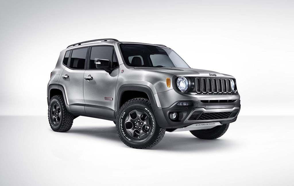 Fascinating 2017 Jeep Renegade Fantastic Total & Deep