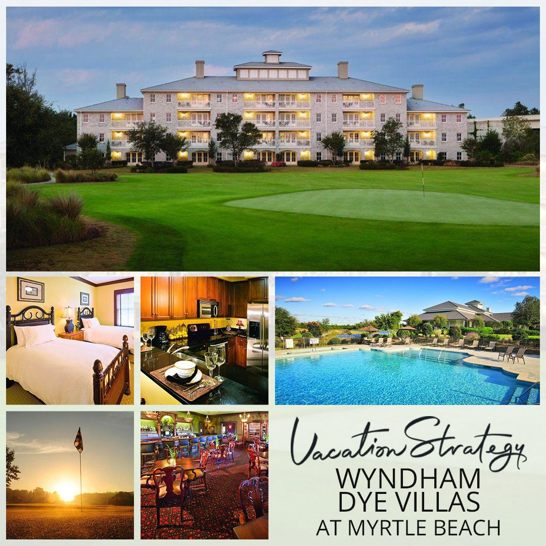 After A Long Day Of Golf Relax In Your Private Villa At The Wyndham Resort In Myrtle Beach Sc Enjoy Access Myrtle Beach Resorts Wyndham Resorts Myrtle Beach