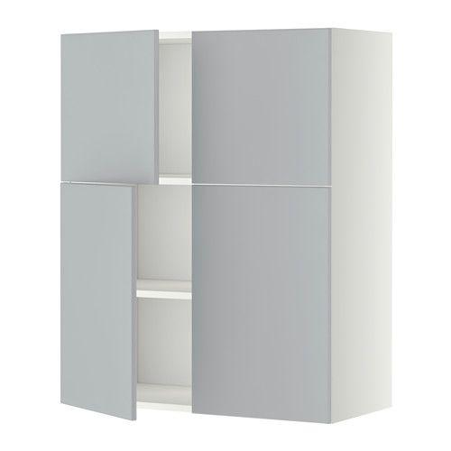 Ikea Kitchen Tall Cabinets: Møbler Og Interiør Til Hele Hjemmet