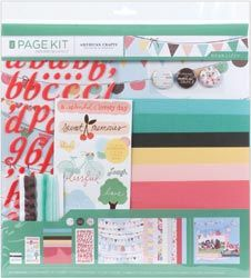 "Scrapbook Page Kit 12""X12"" DEAR LIZZY!!!!!"