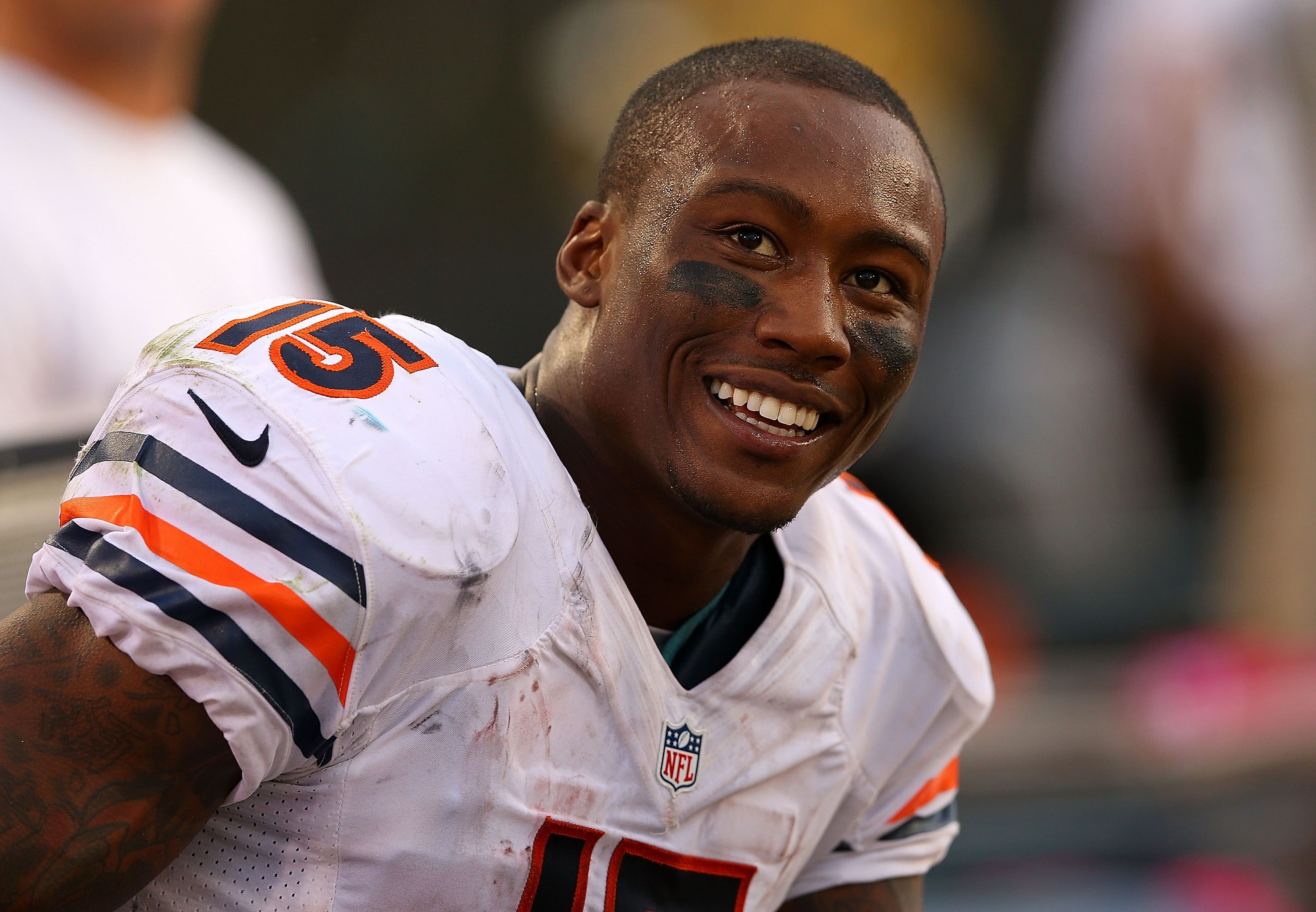 Are you my new football boyfriend? Brandon marshall