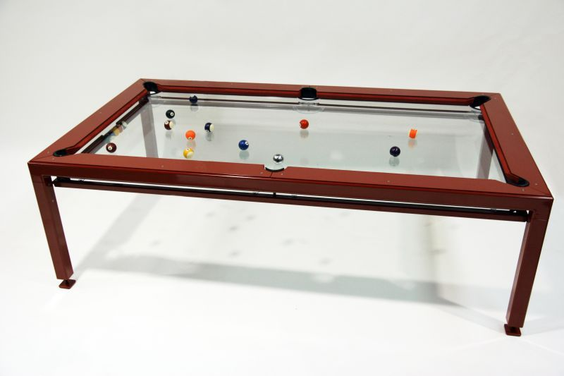 This Pool Table also converts to a Ping Pong Table and Dining Room ...