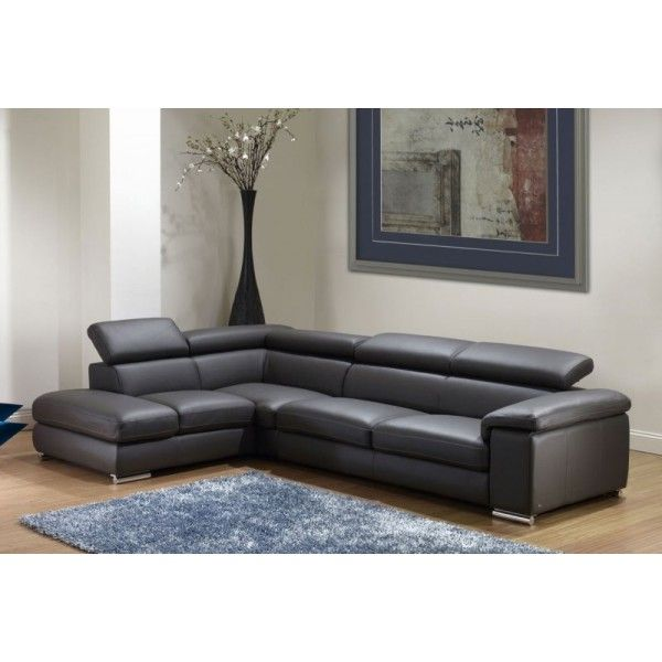 Awe Inspiring Angel Italian Leather Sectional By Nicoletti Projects To Gmtry Best Dining Table And Chair Ideas Images Gmtryco