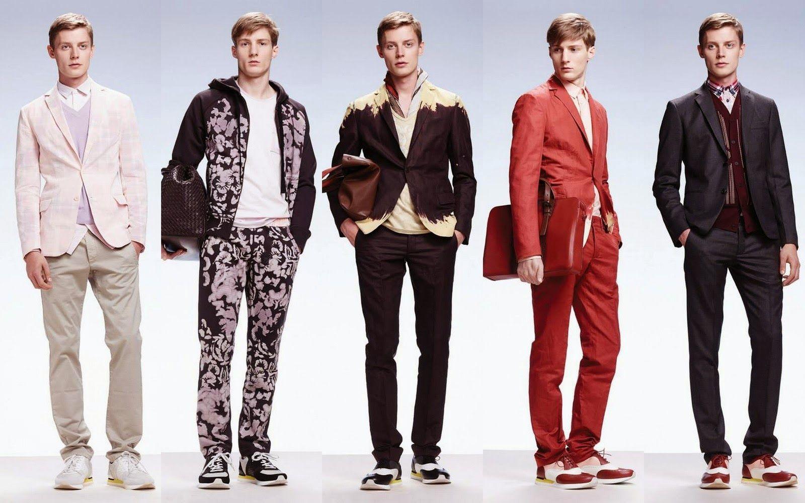 Male Fashion Trends: Bottega Veneta presenta una relajada colección crucero para el 2015