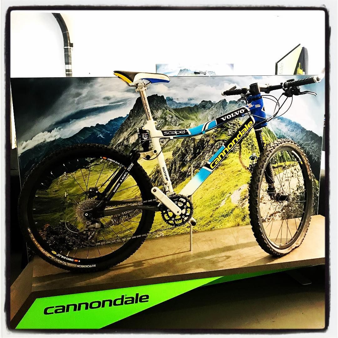 5fadfcb1067 Cannondale Scalpel Team Replica 4000. Hologram, Lefty Carbon DLR in ...