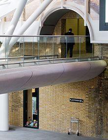 London King's Cross railway station - Platform 9 3/4