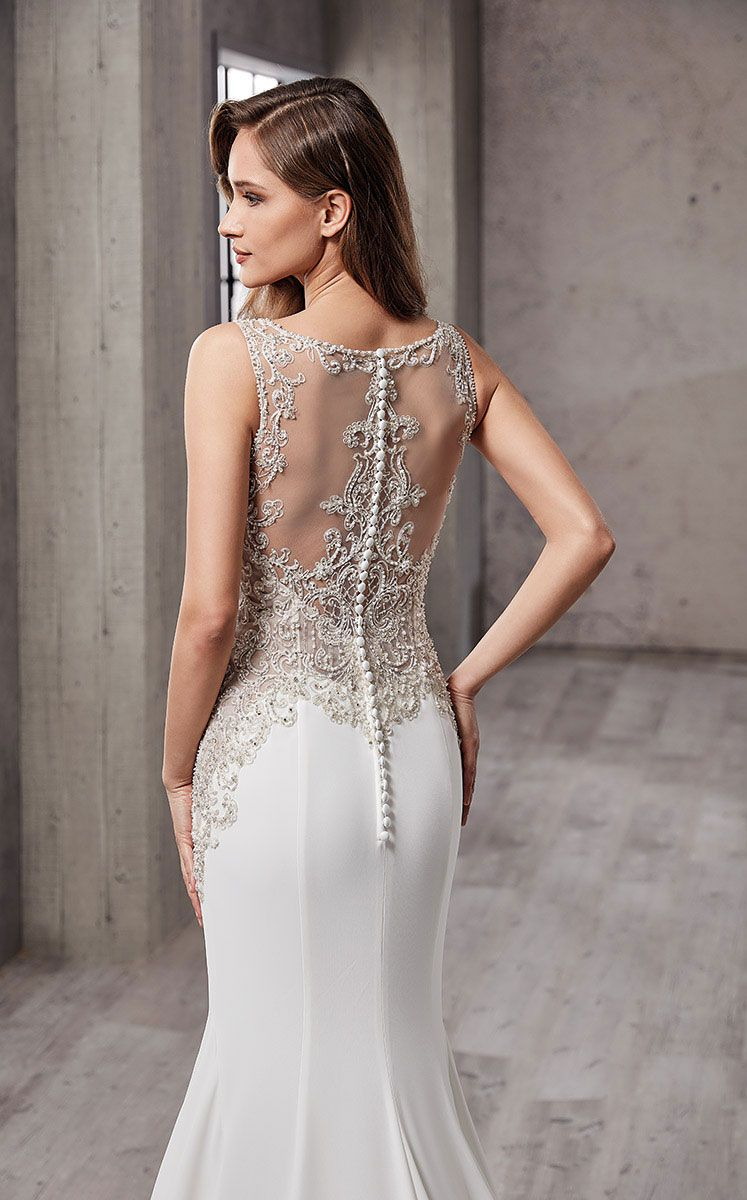 Eddy K Wedding Dresses - Couture 2019 Bridal Collection  #weddingdress #weddinggown #weddingdresses