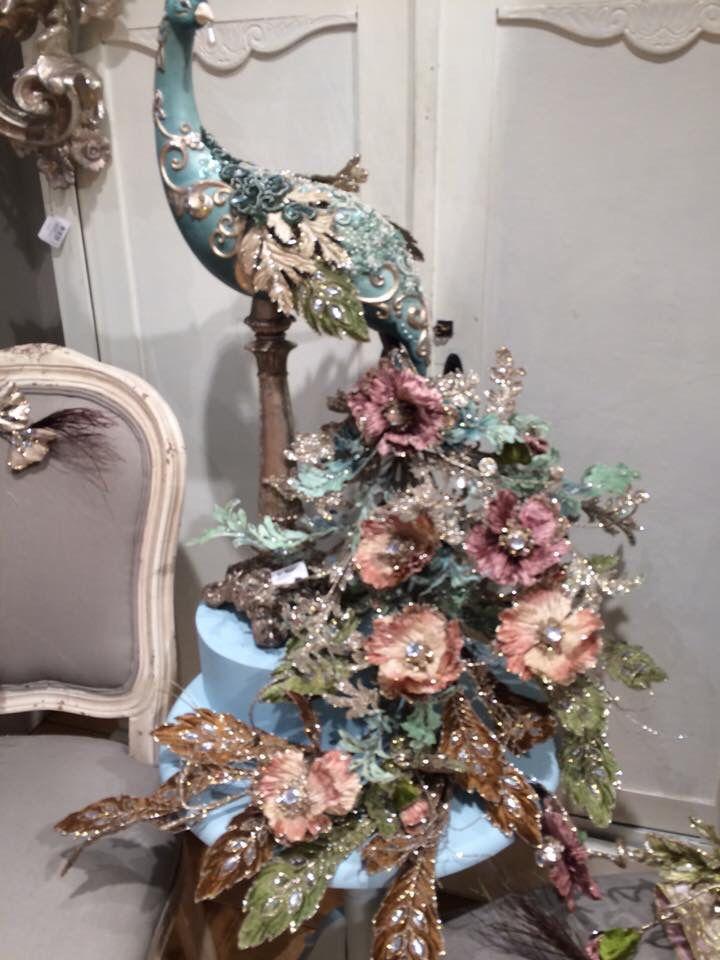 Christmas world 2016 Frankfurt Stand Edelman, Katherine's collection