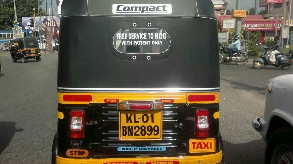 Free for cancer patients....