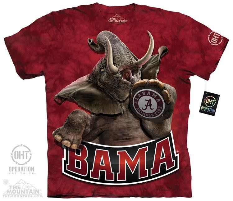 BAMA BIG AL STOMP Tee