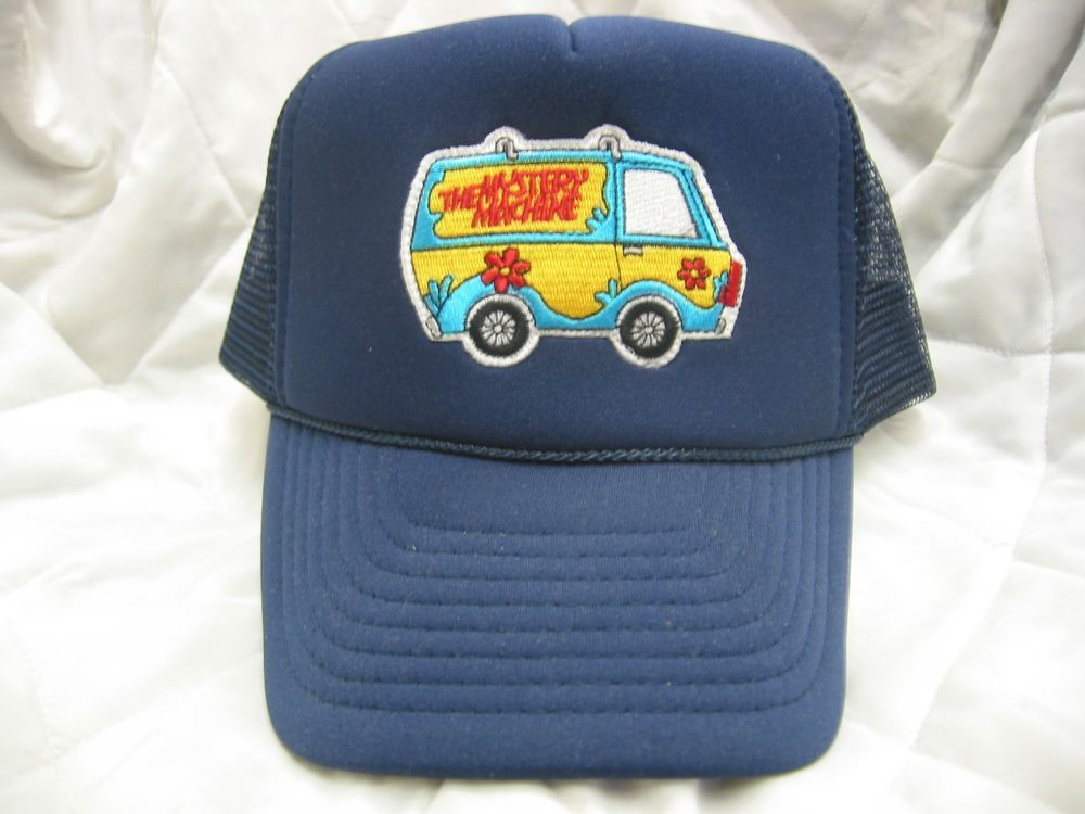 2d3841cc4eb Scooby Doo The Dream Machine Mesh Cap Fun Party Caps Hat Hats  fashion   clothing  shoes  accessories  mensaccessories  hats (ebay link)