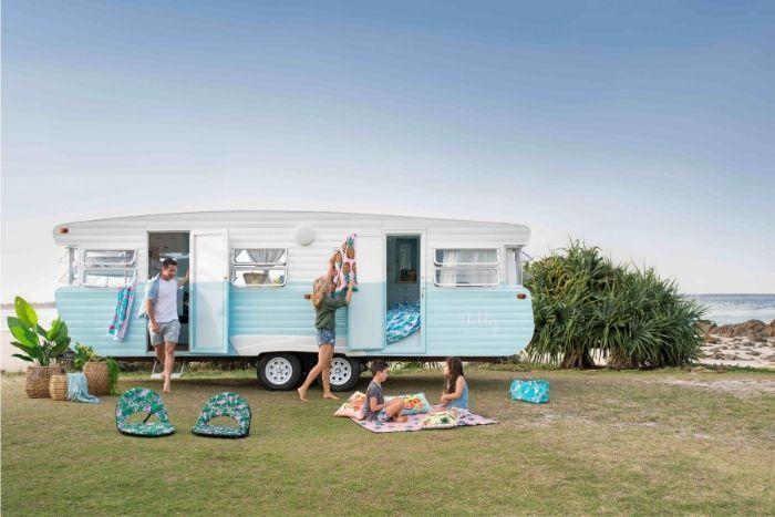 Beginner Vintage Trailer Remodel |Camper Fixer upper/Caravan remodel/diy trailer/vintage camper/summer camper/ how to remodel vintage trailer/hallstromhome