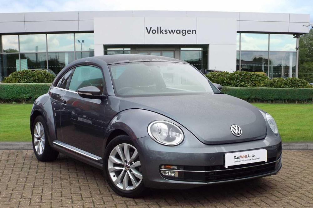 Ebay 2015 Volkswagen Beetle Design 1 2 Tsi 105ps Petrol Grey