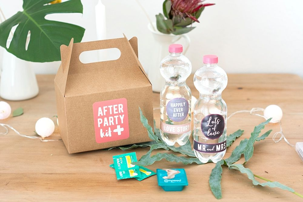 Diy Gastgeschenke Diy Gastgeschenke Mit Selfpackaging | Diy Party Ideen ...