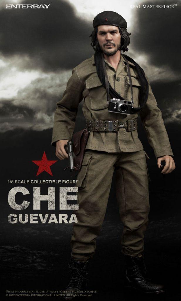 enterbay Che Guevara TOY Pinterest Che guevara - würmer in der küche