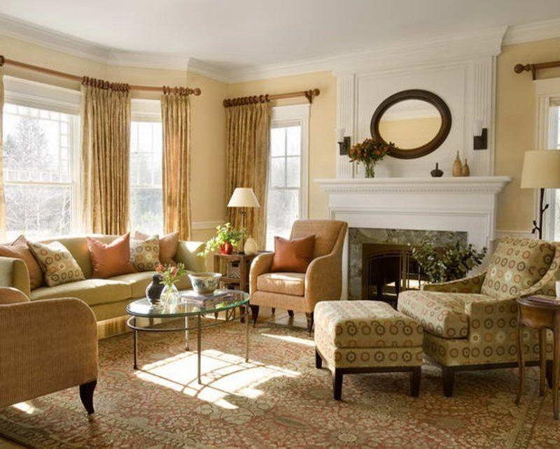 48++ Living room chair setup ideas