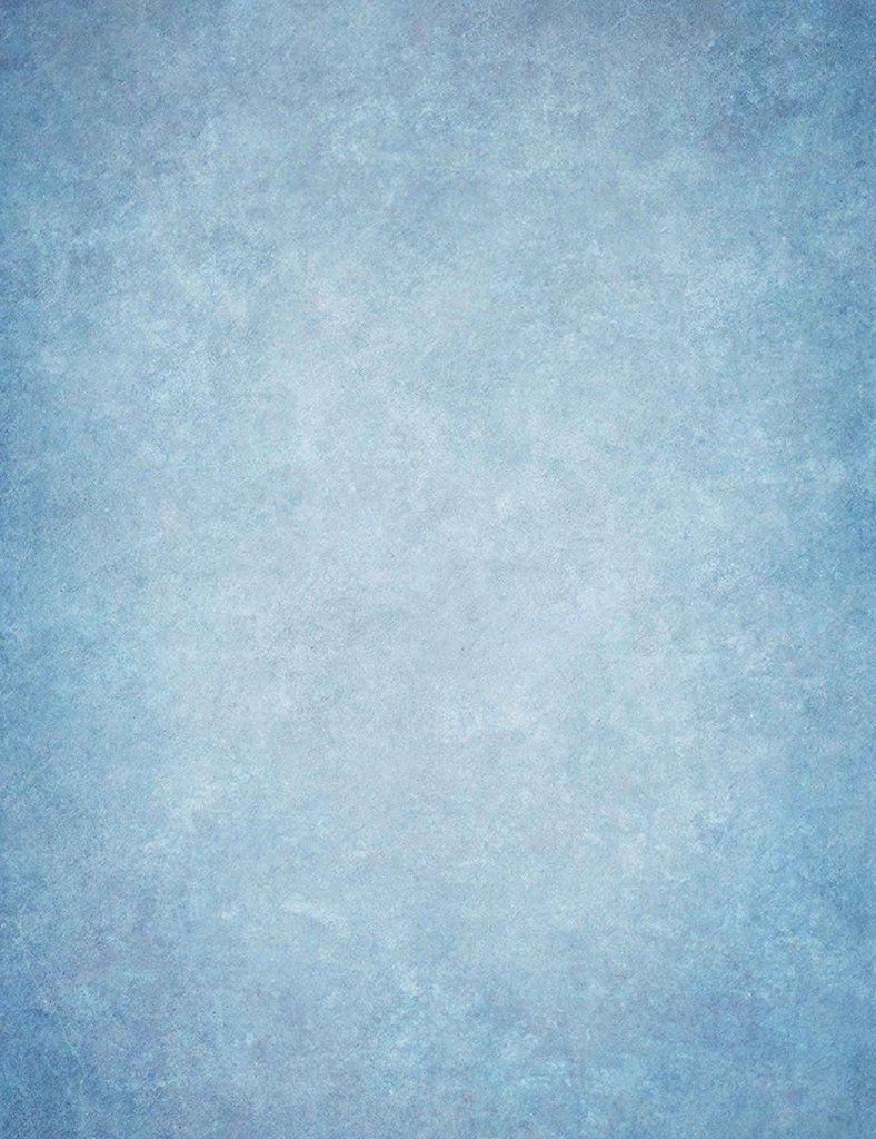 Light Blue Printed Old Master Backdrop For Portrait Photography J