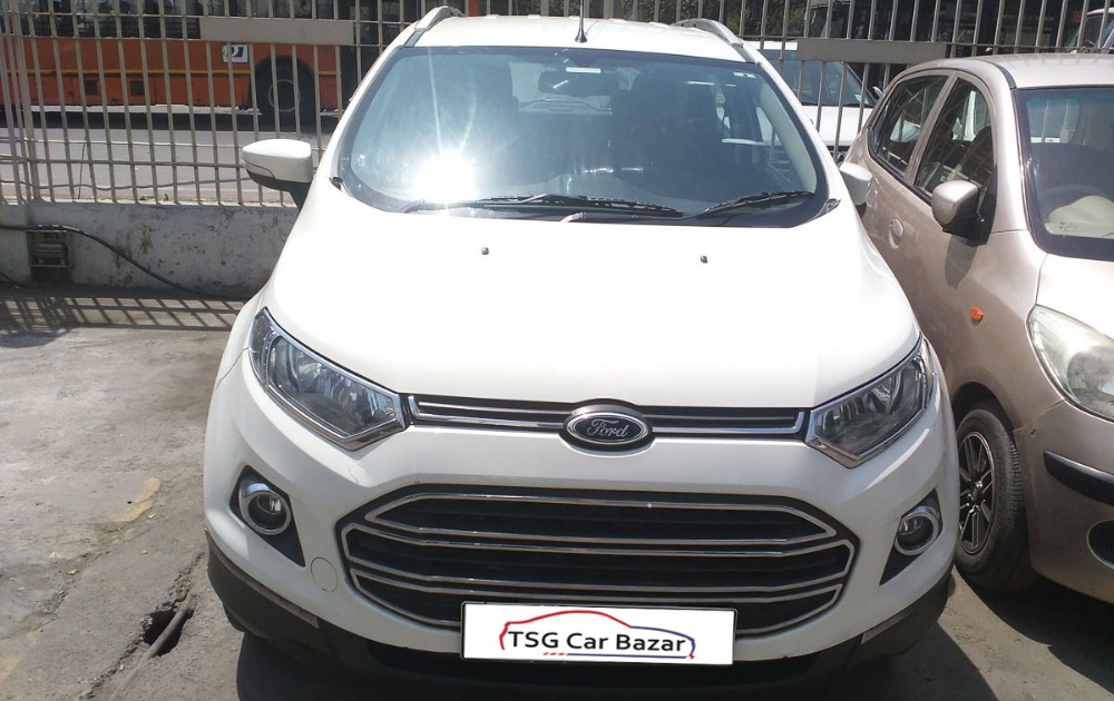 Buy Used Ecosport in Delhi, Used Ford Ecosport, Second
