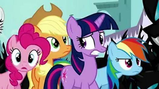 My Little Pony Friendship Is Magic Season 2 Episode 26 A Canterlot Wedding Part Captioned