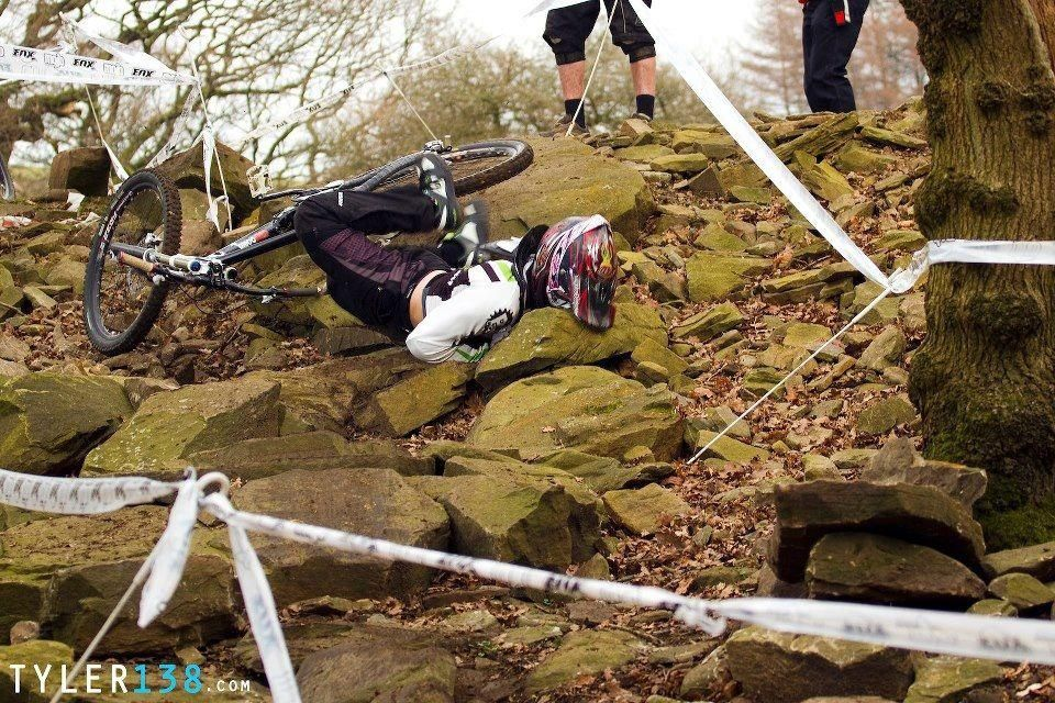 Image result for mtb scorpio crash