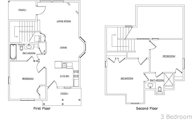 Stormy Point Village Floor Plans - Google Search