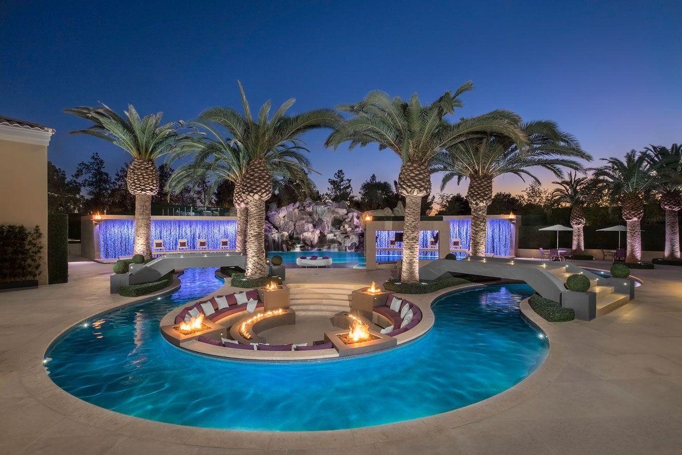 18 Majestic Luxury Swimming Pool Designs - #luxury swimming pool