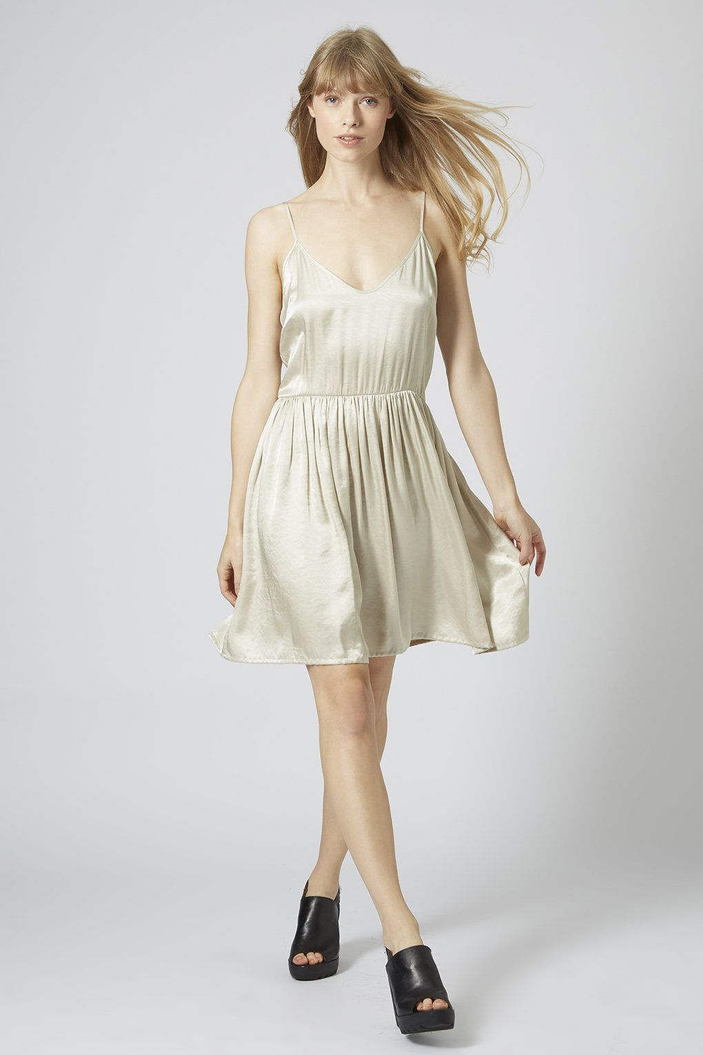 Washed satin slip by boutique sweet lil dresses pinterest