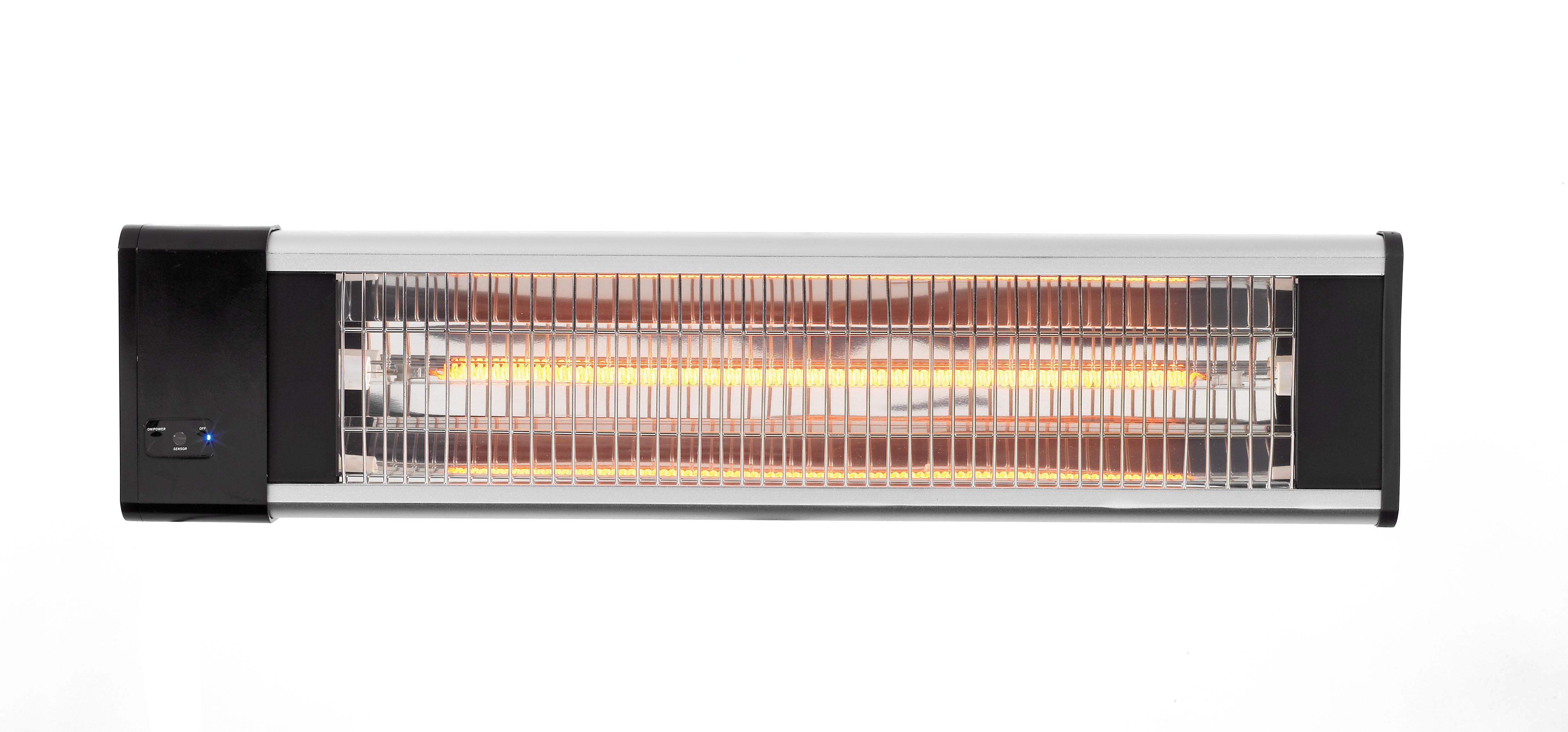 Outdoor Heater Elec Jumbuck 1800w Carbon Fibre Ele Jeh420 Bunnings Warehouse Outdoor Electric Heater Electric Heater Heater