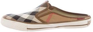 Burberry House Check Slip-On Sneakers