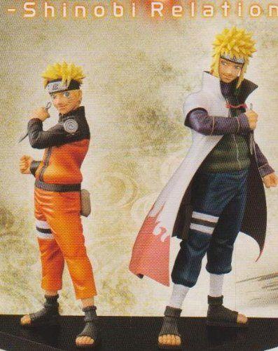 Naruto shippuuden transfer DX figure Shinobi Relations 1 set of 2 on Amazon.co.jp | Ship internationally via Jzool.com