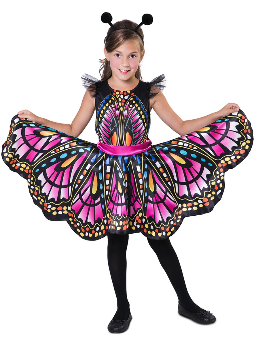 Princess butterfly costume for girls | Butterfly costume ...