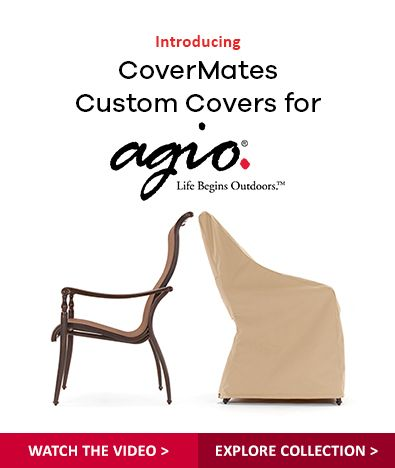Patio Furniture Covers | The Cover Store | Outdoor Spaces | Pinterest