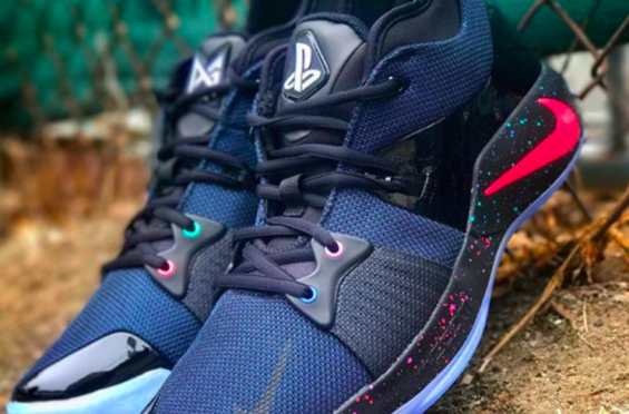 97fa2cd1321c Nike PG 2 Playstation Dropping This Weekend