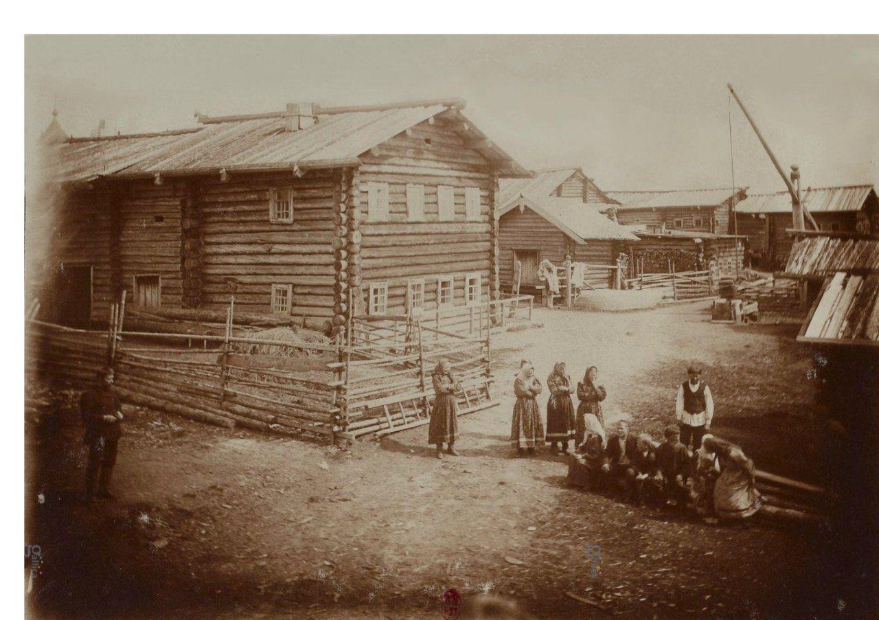Старые фото: Из альбома Н.А.Шабунина «Путешествие на север ...