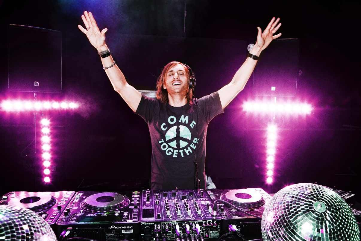 Project 365 Day 98 David Guetta Just One Last Time Ft Taped