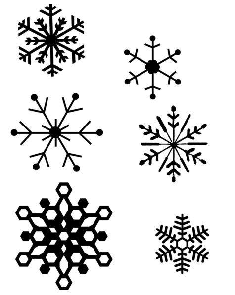 Floco De Neve Festa Frozen Passo A Passo Flocos De Neve