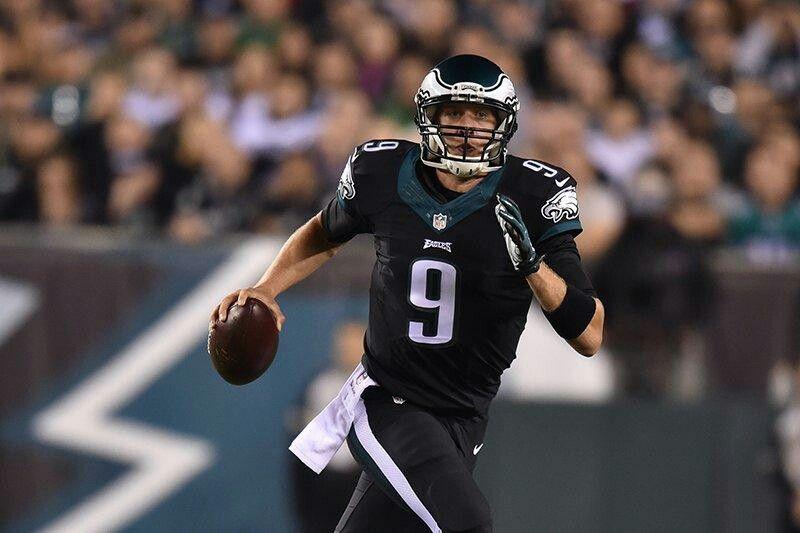Nick Foles Black Sunday Giants Vs Eagles Eagles Philadelphia Eagles