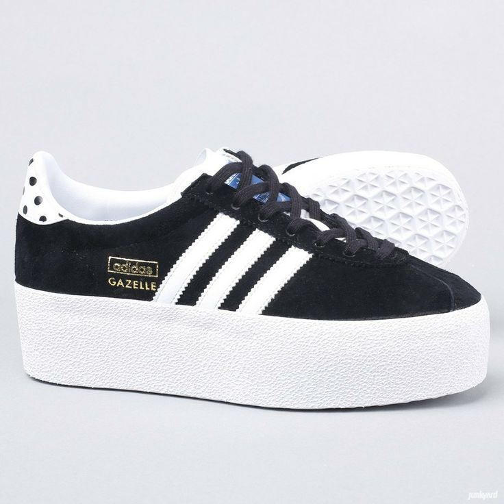 ADIDAS PLATFORM SNEAKERS | Outfit shoes