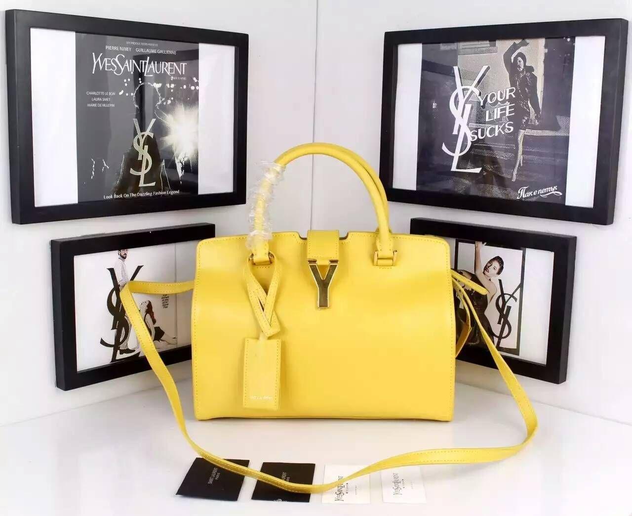 Yves Saint Laurent <YSL> handbags