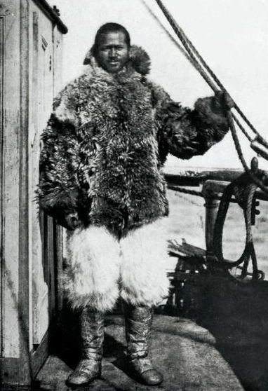 Matthew Henson Was An American Explorer Who Accompanied Robert Peary Most Famously On Expedition Intended To Reach The Geographic North Pole In 1909