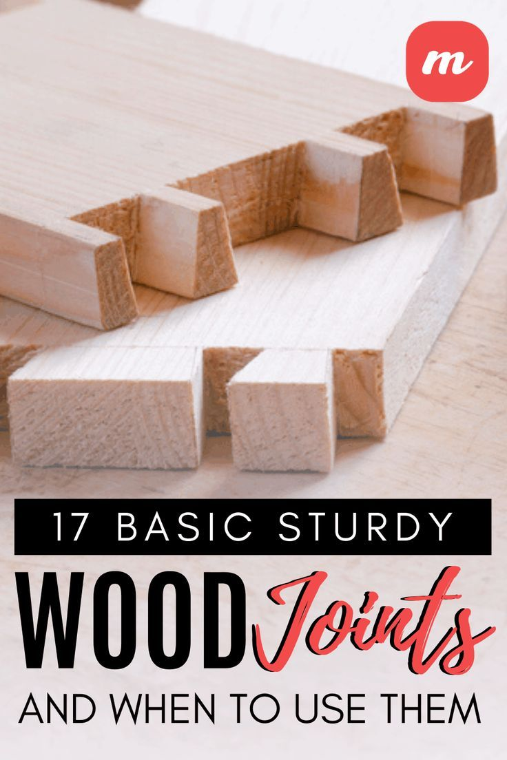 Mastering a variety of simple wood joints is one of the most important parts of beginner woodworking and furniture making. Joinery is the foundation of any piece, as the corner bears all of the weight of the project. In this guide, we'll introduce you to 17 basic sturdy wood joints and when to use them. We'll go over all aspects of joint design and teach you how to make these popular, easy wood joints out of plywood.   #Joinery  #Wood working