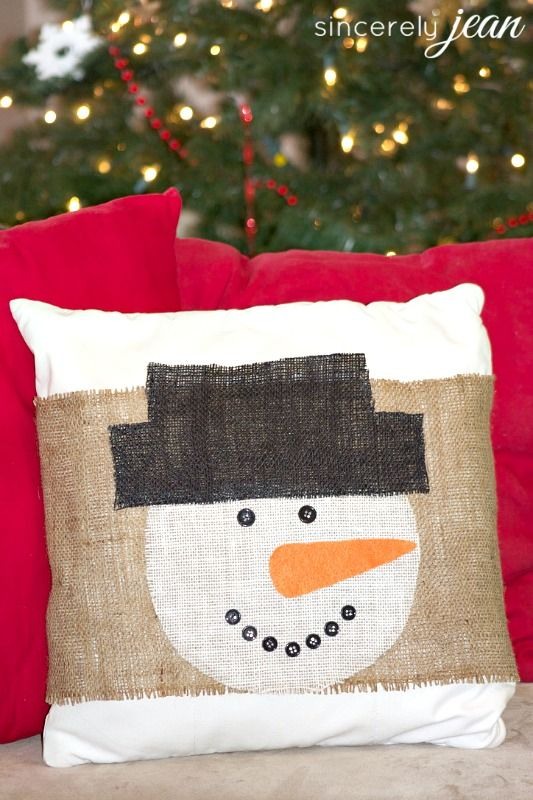 Xmas Cookies Pillow Cover | Pillows