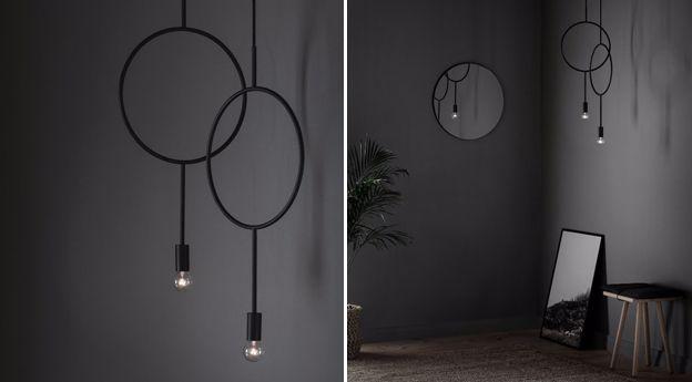 lampy wiszące   circle   mesmetric concept store   Lampy