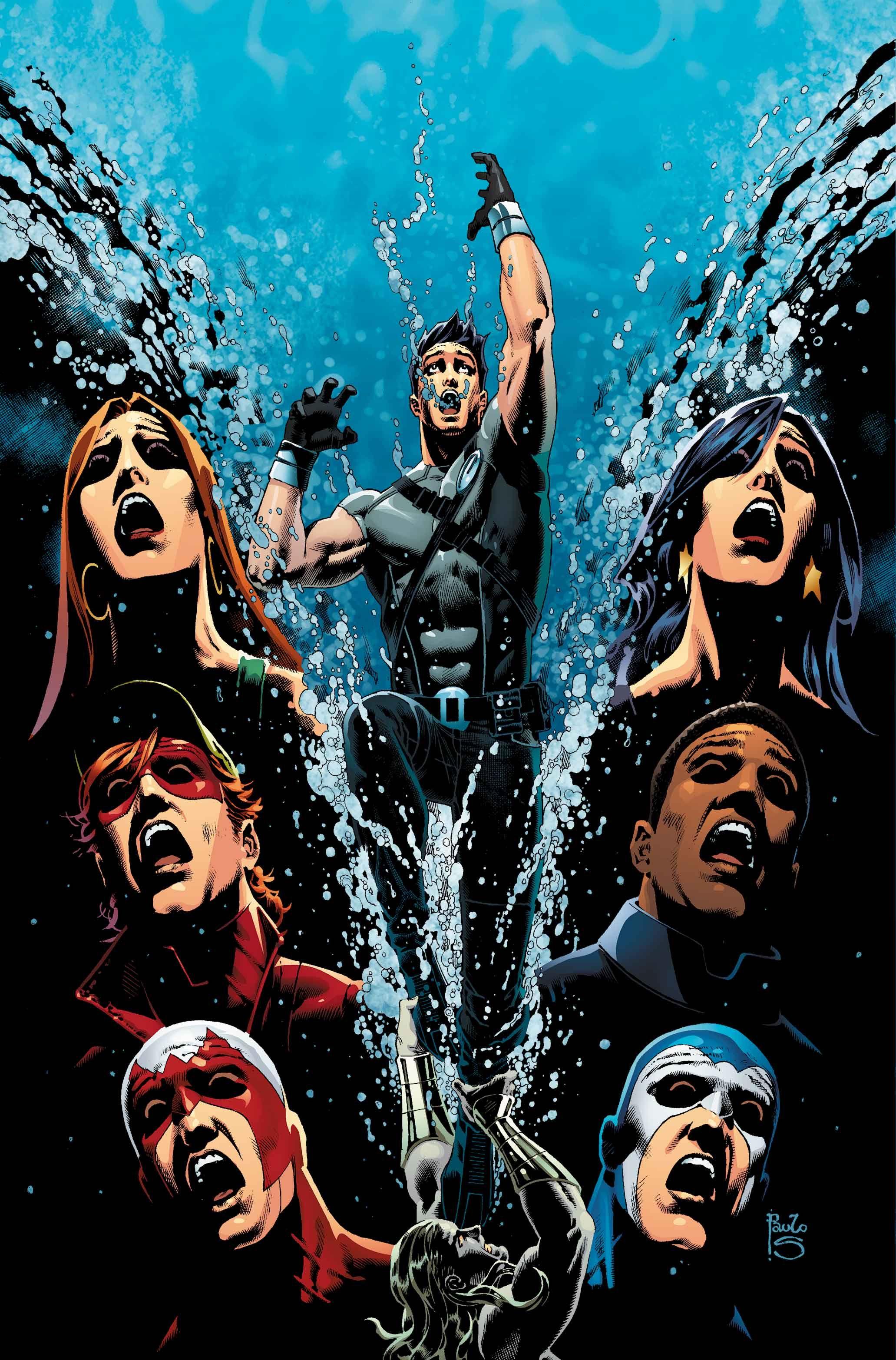 Pin on DC's Teen Titans
