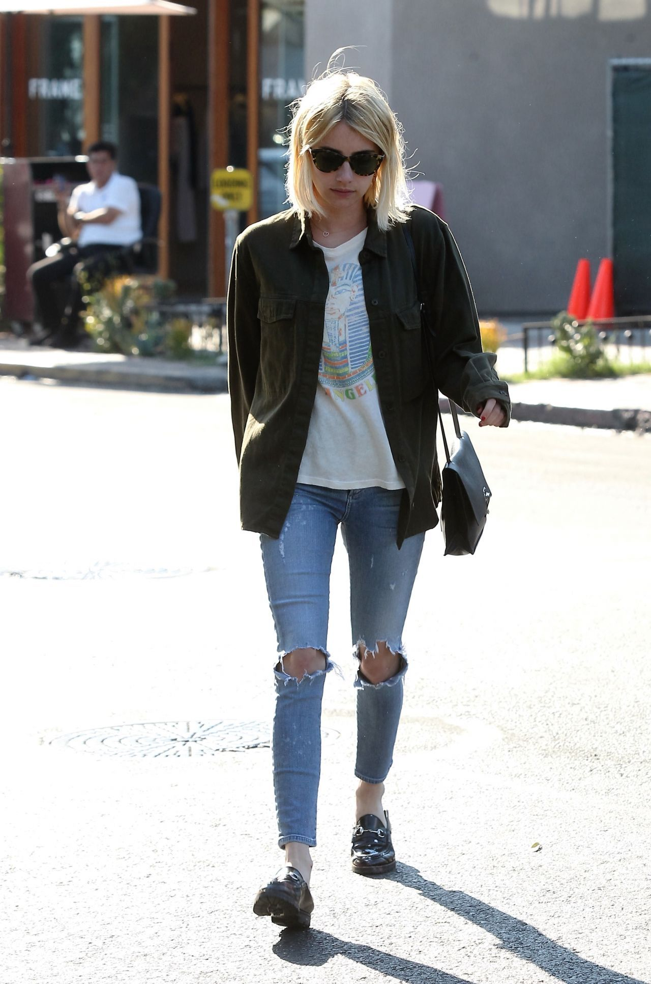 Emma Roberts Style | Ilita Fire
