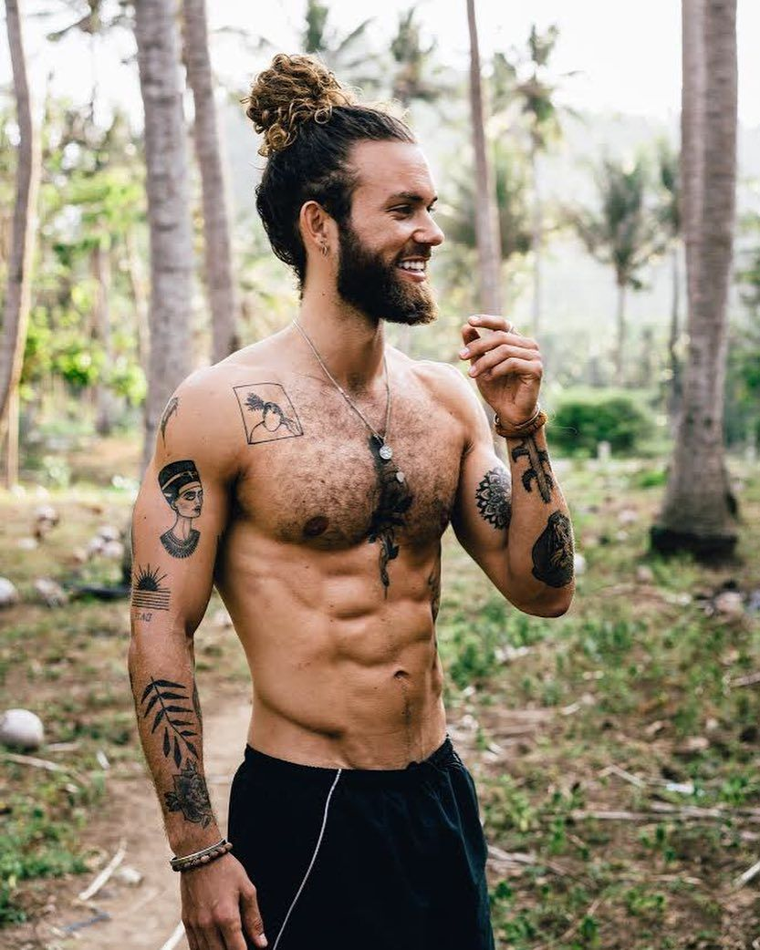 Jungle vibes hankge tattoos pinterest body mods tattoos and