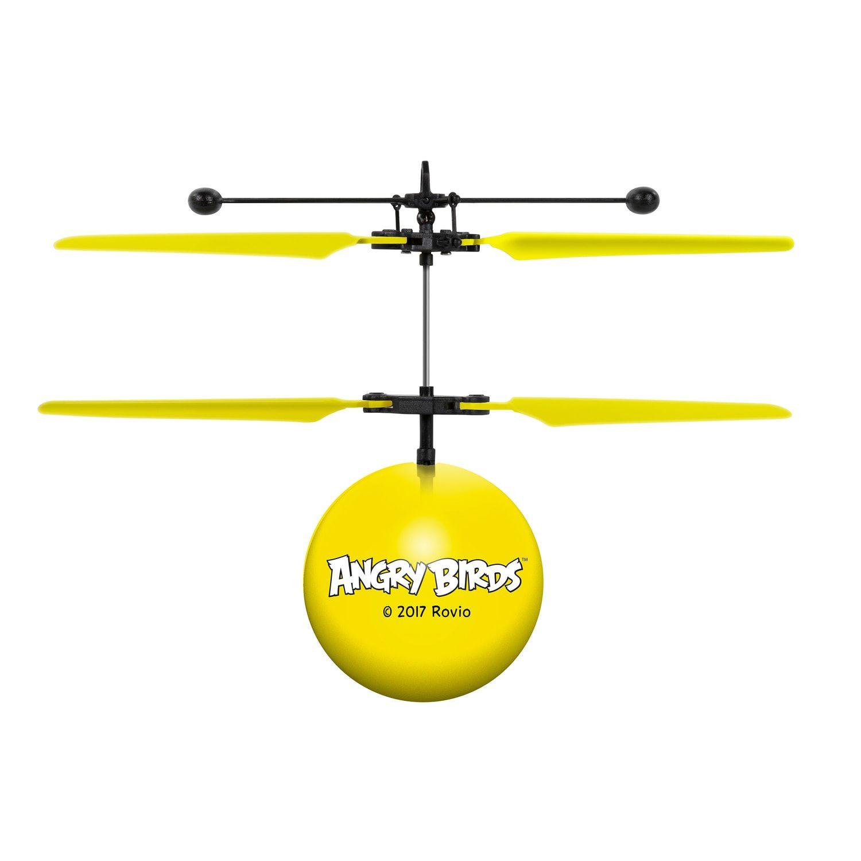 World Tech Toys Angry Birds Chuck Heli Ball #techtoys