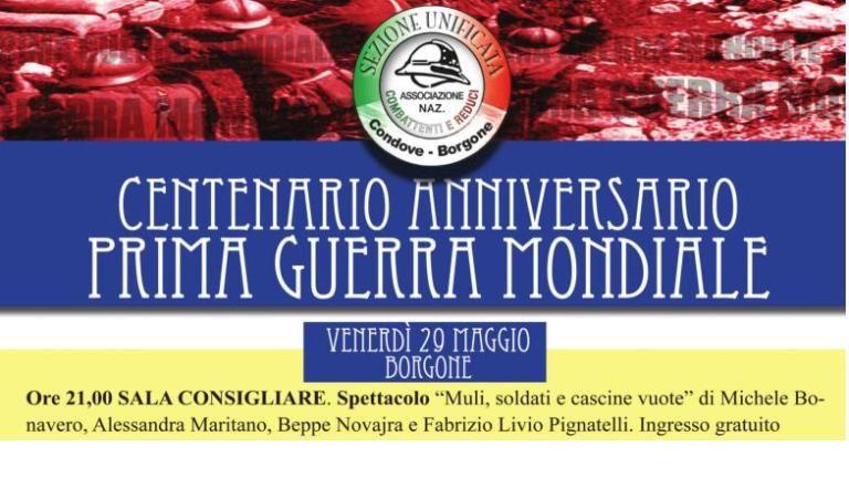Inaugurazione nuova sede associazione combattenti - Borgone Susa